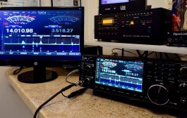 Icom IC-7610 Real Time FT8 Diversity Reception