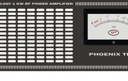 PHOENIX 1000 TRIBAND 1 KW 50 – 70 – 144 MHz NCR