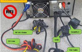 Transceiver RFI Kit – 5 Noise Reduction Filters