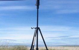 10-80M Alpha DX EMCOMM Antenna for Portable HF