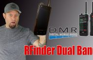 RFinder B1 Android Dual Band DMR Radio   First Look! [VIDEO]