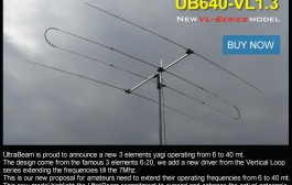 Yagi Ultrabeam  6-10-12-15-17-20-30 and 40M UB640 – VL1-3
