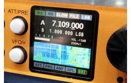 10-band HF SDR transceiver Minion SDR