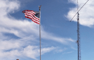 16′ DX Flagpole Antenna, Stealth HOA Vertical Antenna No Radials 80-6M