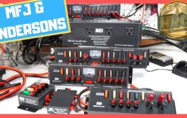 Powering Your Ham Radio Shack with MFJ and Anderson's