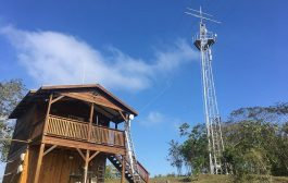 Fire at the Belize Amateur Radio Club – V31MA