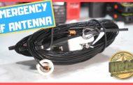 Chameleon EmComm III Portable End Fed Antenna Review