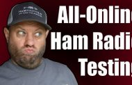 Ham Radio Test Online! – First Recorded Technician License Completion