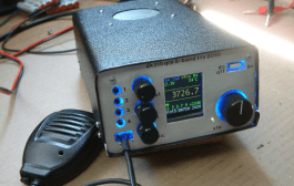 A compact 5 band QRP SSB transceiver in SMD technology