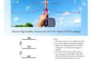 DIY Satellite Antenna DU1AU