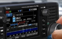 IC-705 International Availability and Manual ( Japonese )