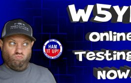 Ham Radio REMOTE Testing with W5YI – Get Your License NOW!