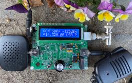 ATMEGA328 SSB SDR FOR HAM RADIO
