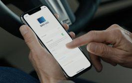 Apple announce 13.560 MHz CarKey