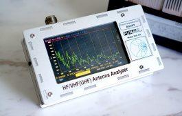 FAA-450 Antenna Analyzer Quick Review
