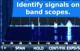 Let's talk about band scopes and identifying signals visually