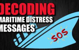 How To Decode Maritime Distress Messages GMDSS DSC