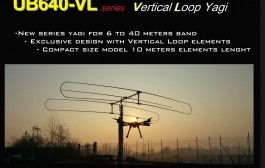 New! Vertical Loop Yagi ( 6 to 40m ) – Ultra Beam