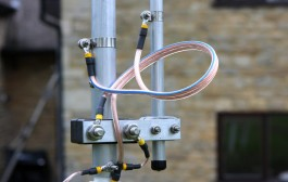 A Super J-Pole Antenna for the 4m (70Mhz)