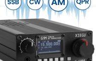 XIEGU G1M HF TRANSCEIVER | QUAD BAND | PORTABLE SDR | QRP | 5W SSB CW AW