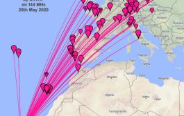 Amazing opening on 144 MHz from Cape Verde Islands to Poland