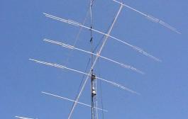 KT36XA – M2 Antenna – TriBand 10/15/20m