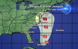 Hurricane Watch Net Activating for Hurricane Joaquin
