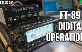 Yaesu FT-891 Setup for Digital Modes – Ham Radio Q&A