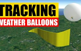 How To Track Weather Balloons Using SDR