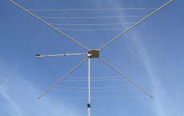 Review of the MFJ-1835 Cobweb Antenna