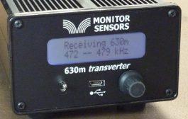 TVTR1 630m Transverter – 472-479 kHz