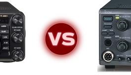 Yaesu FT 991 Versus Icom IC-910 in 144MHz