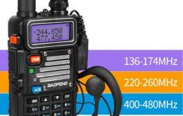 Radioddity Baofeng UV-5RX3 Tri-band Handheld  – Ham Radio Q&A