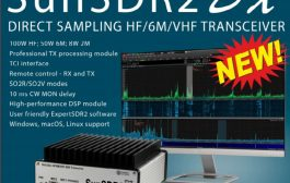 Introducing the new SunSDR2 DX transceiver  [ VIDEO ] Friesrichshafen
