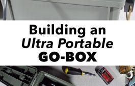 Building an Ultra Portable Go-Box