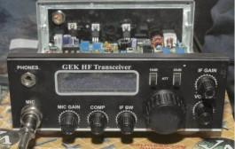 GEK SSB HF Transceiver