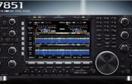 Icom IC 7851 vs IC 7800 Local Oscillator C N Characteristics Comparison