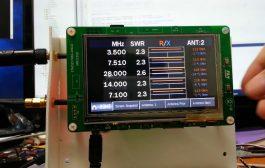 Improved EU1KY Antenna Analyzer CEC V0.3