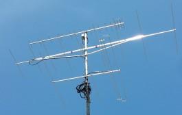 4 element 70Mhz 4m Yagi LFA-R