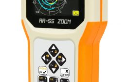 Review of RigExpert AA-55 ZOOM Antenna and Cable Analyzer