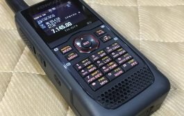 Kenwood TH-D74 – D-Star and Analog FM audio with EQ off / on  4K