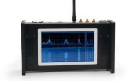 The Siru Innovatios SDR20 multi-touch portable SDR