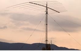 ACOM HF Log-periodic Antenna