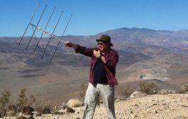 Elk Log Periodic 2M/440LBB, Review/Satellite Antenna