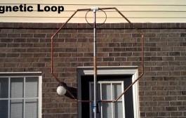 Magnetic Loop – Great HF Apartment Antenna