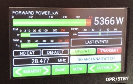 OM-Power 4001A Fully Automatic HF Amplifier