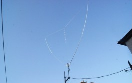 Multiband Delta Antenna – M0PLK