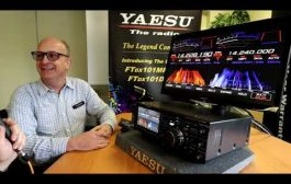 Yaesu FT DX 101D Release Model Hands-On Review and Introduction