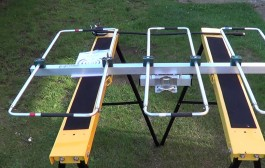 HAARP 2 Meter Antenna Review By M0OGY