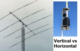 Small Garden HF Antennas – Vertical vs Horizontal